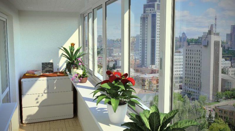 Балконы и лоджии: новые возможности