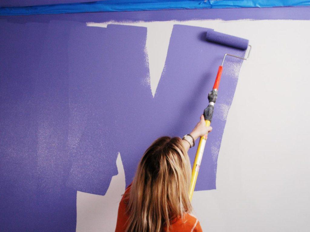 Достоинства водоэмульсионной краски