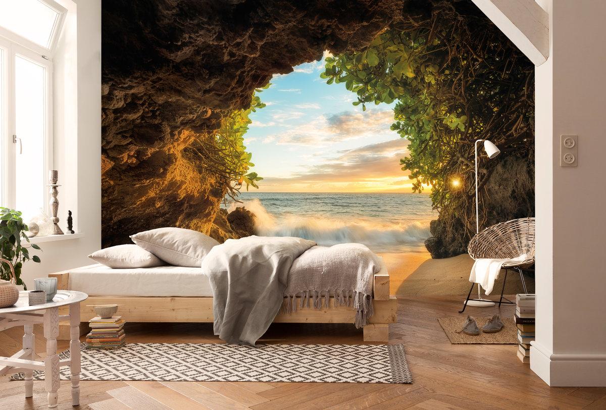 исправить визуальное восприятие о размерах комнаты