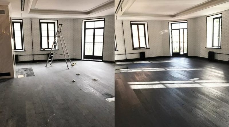 Косметический ремонт квартиры и комнаты