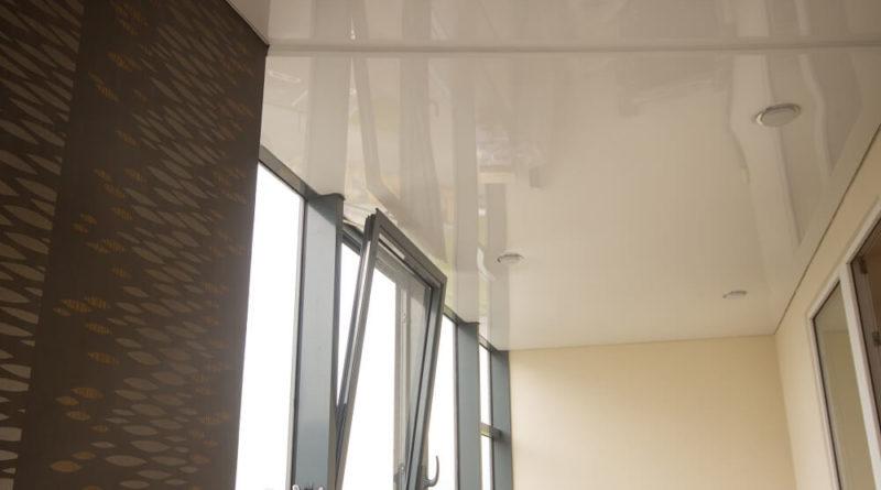 Ремонт на балконе и лоджии