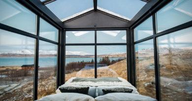 Строительство панорамных стеклянных крыш