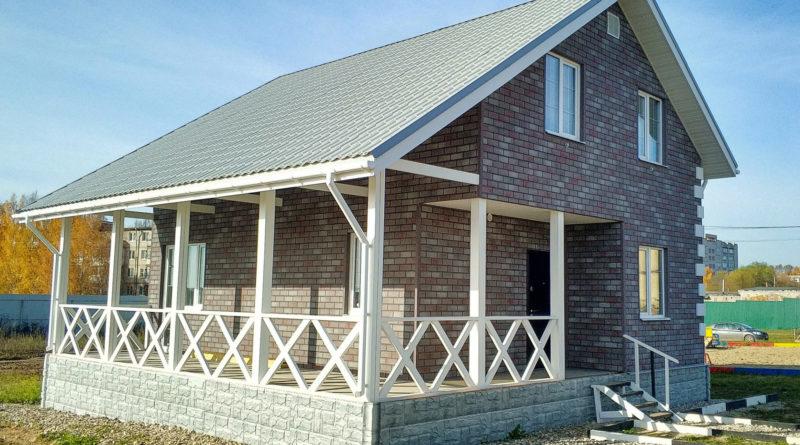 заказать каркасный дом по доступной цене