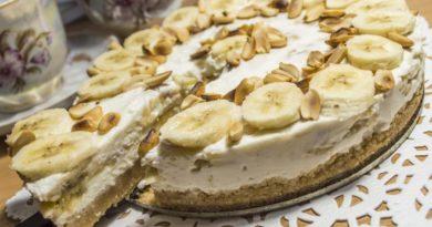 Рецепт Бананового Торта