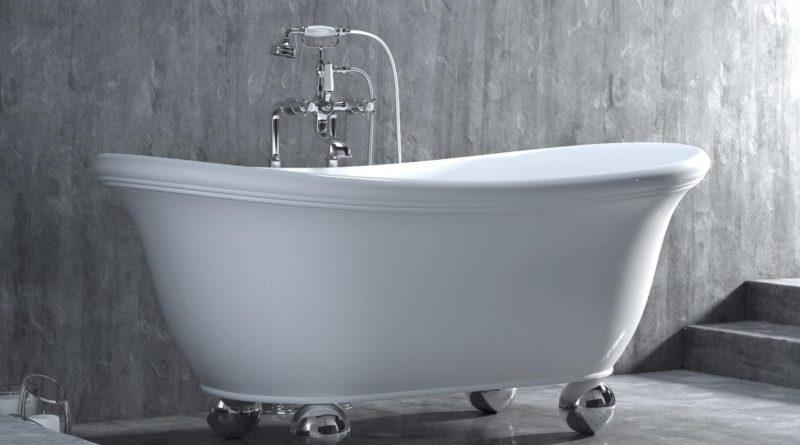 Характерные особенности ванны из чугуна и ее преимущества