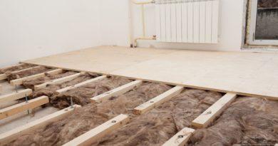 Как правильно стелить деревянные полы