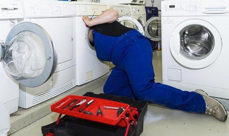 Решаем проблемы со стиральной машиной